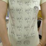 ハッピーバースデイ -オリジナルTシャツの贈答-