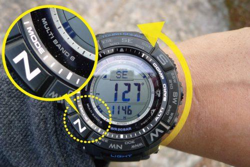 44d9fbb82d 腕時計の高度計精度を検証してみる -前編- 【登山用腕時計 「PROTREK」の ...
