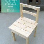 シャビー加工を施したアンティークな椅子を作ってみる -制作編-